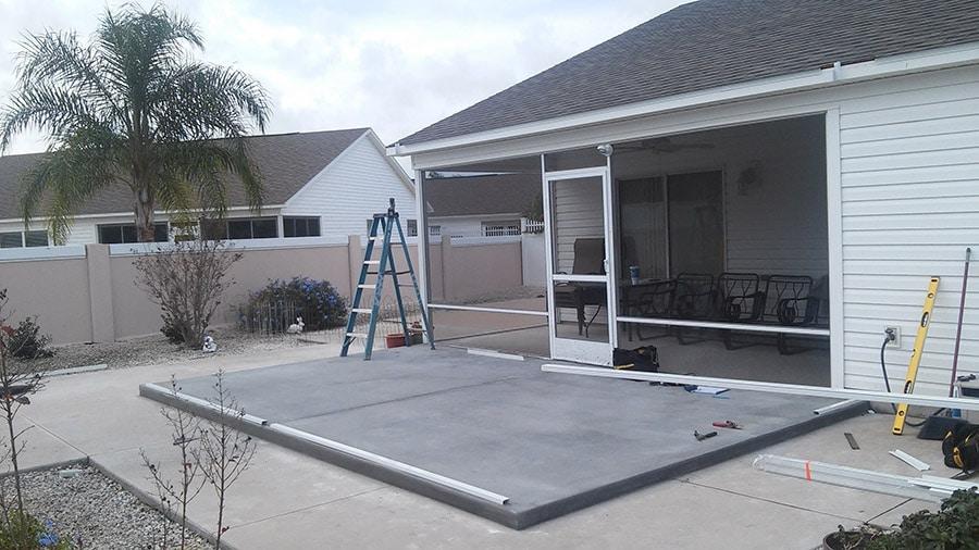 concrete patio company