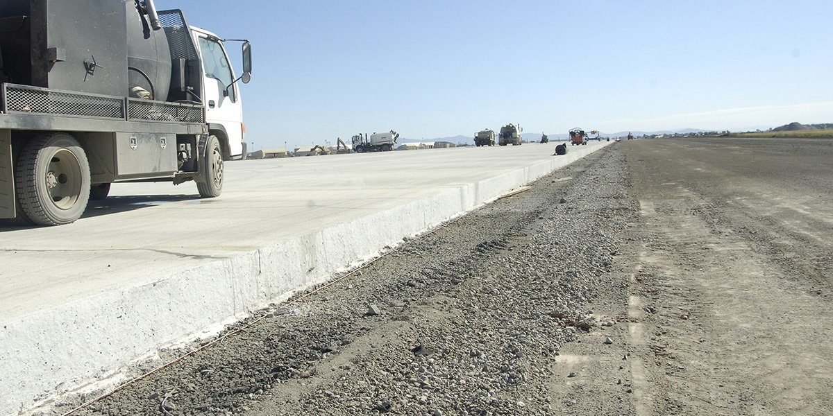 commercial concrete paving